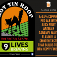 Hot Tin Roof Tasting Note